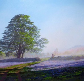 Early Mist, Emsworthy @ Davidson Fine Art