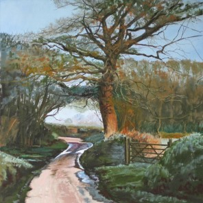 Frosty Lane @ Arts of Oak