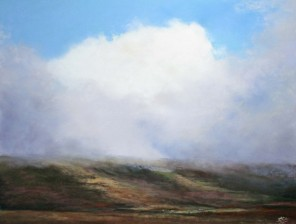 Wild Tor, the Fog lifts  @ Davidson Fine Art